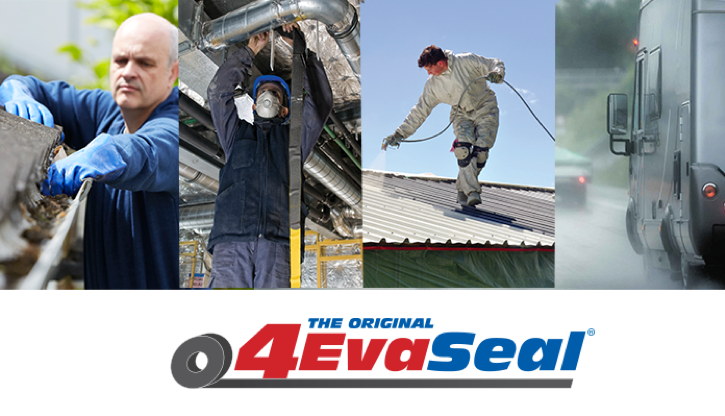4EvaSeal-4EvaSeal-  the only waterproofing tape you need